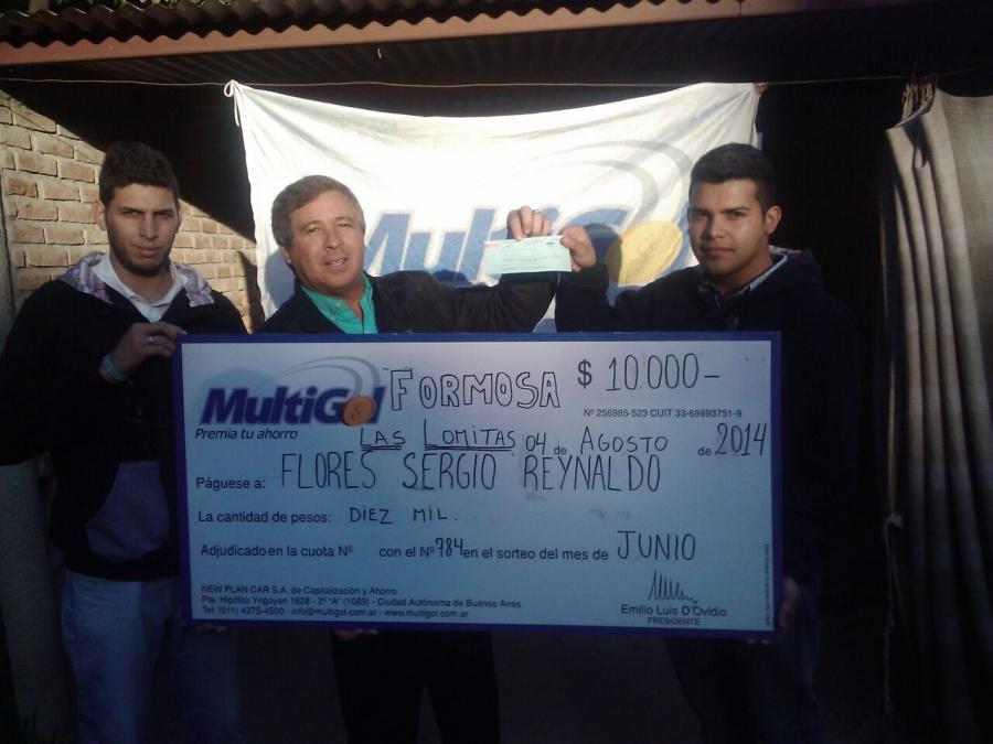 FLORES SERGIO REYNALDO