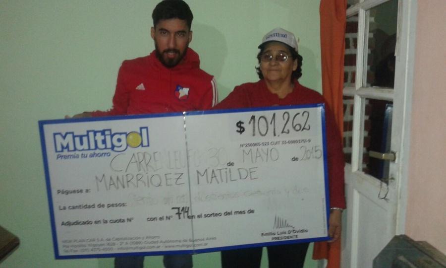 MANRRIQUEZ MATILDE