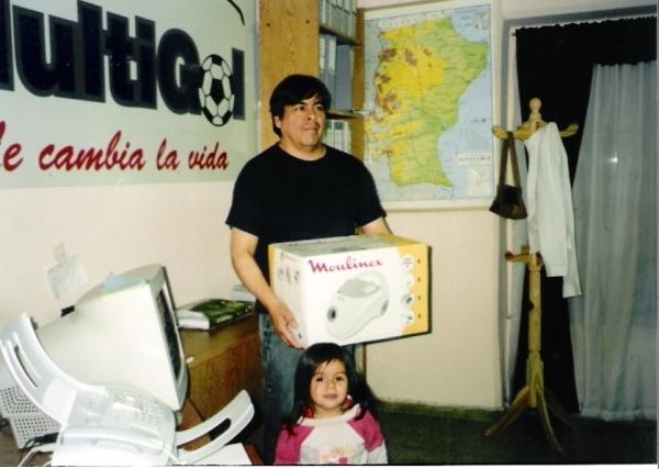 ANTISOL LUIS RICARDO