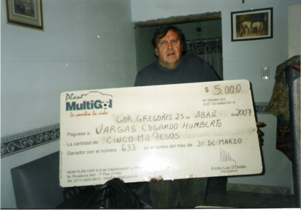 VARGAS EDGARDO HUMBERTO